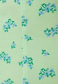 Bershka - Day dress - green - 4