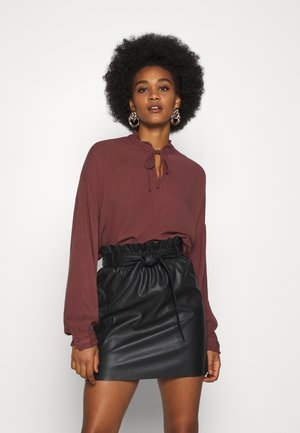 VMCHICAGO BOHO  - Blouse - sable
