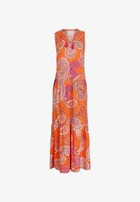 Lieblingsstück - ROMEAL - Maxi dress - orange - 0