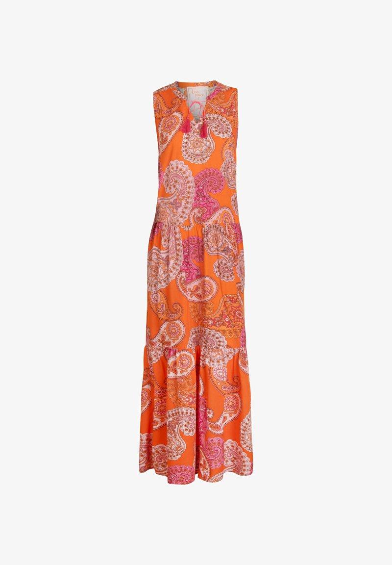 Lieblingsstück - ROMEAL - Maxi dress - orange