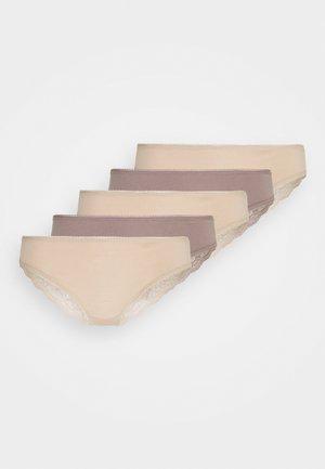 BRAZ 5 PACK - Underbukse - opaline mix