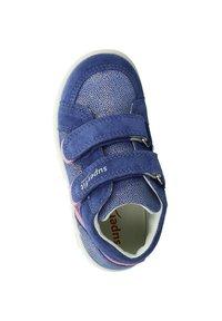 Superfit - Touch-strap shoes - blau/rosa - 3
