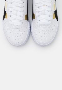 Puma - CALI VARSITY  - Trainers - white/black - 2