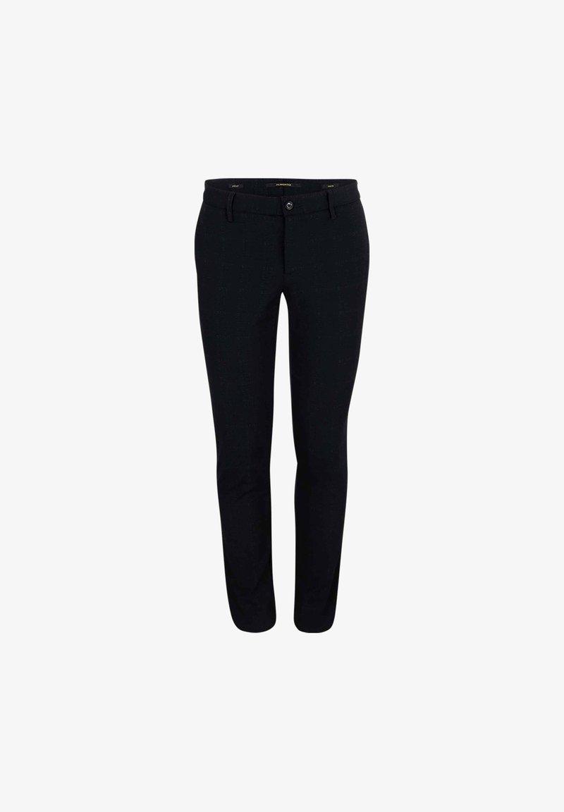 ALBERTO Pants - Trousers - black