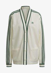 adidas Originals - TENNIS LUXE CARDIGAN ORIGINALS - Chaqueta de punto - off white - 5