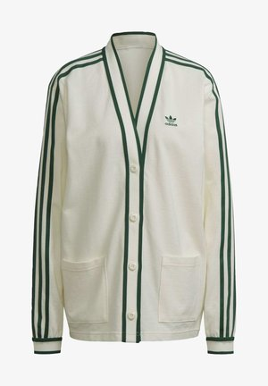 TENNIS LUXE CARDIGAN ORIGINALS - Cardigan - off white