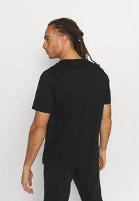 adidas Performance - ESSENTIALS - Basic T-shirt - black - 2