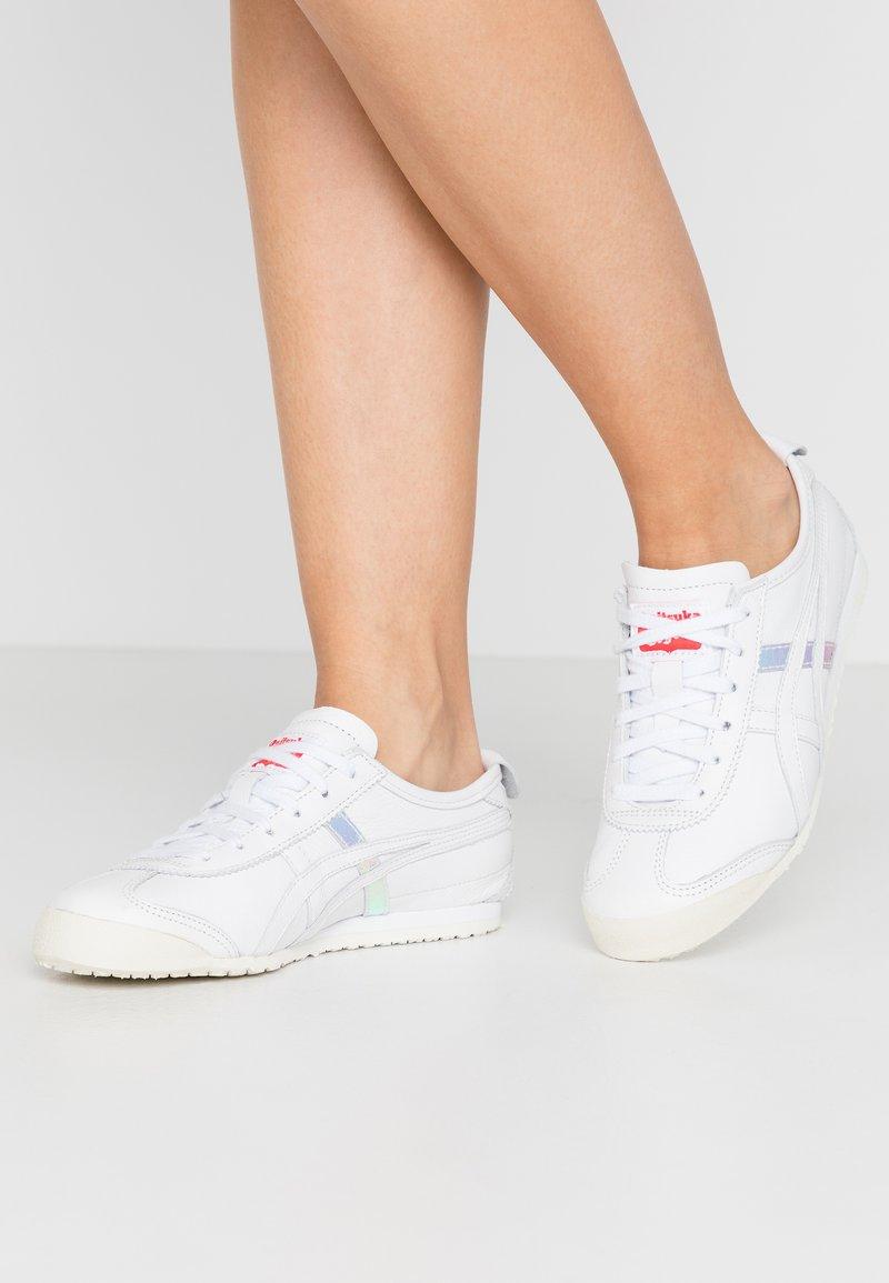 Onitsuka Tiger - MEXICO  - Sneakersy niskie - white/aurora
