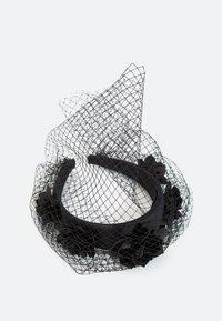 Uterqüe - MÜTZE - Hair styling accessory - black - 2