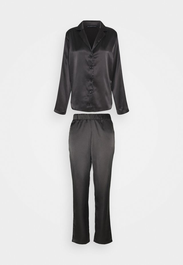SKYE PANT AND SHIRT - Pyjama - black caviar