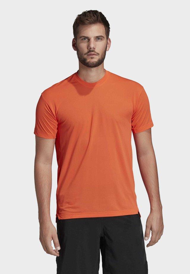 TERREX AGRAVIC TRAIL RUNNING T-SHIRT - T-shirt imprimé - orange