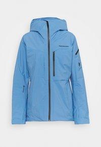 Peak Performance - ALPINE 2L JACKET - Ski jacket - blue elevation - 5