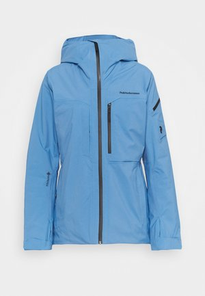 ALPINE 2L JACKET - Chaqueta de esquí - blue elevation