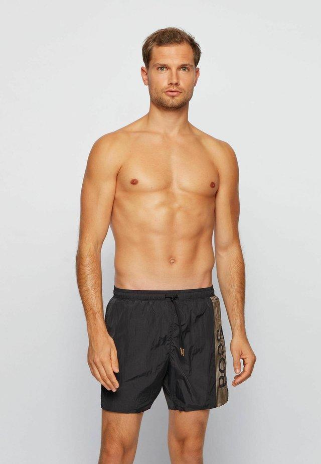 ICEFISH - Swimming shorts - black