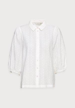 SUKI SHIRT - Košile - optical white