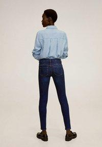 Mango - KIM - Jeans Skinny Fit - donkerblauw - 2
