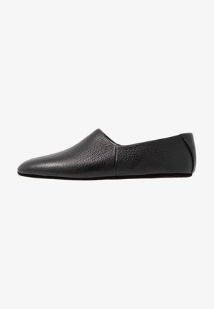 COZ LOAFER - Slippers - black