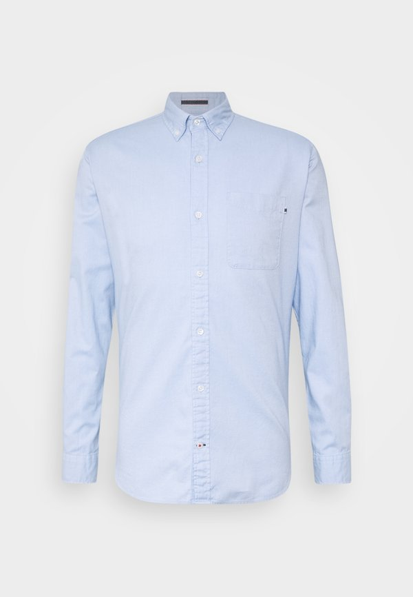 Jack & Jones PREMIUM JJECLASSIC - Koszula - cashmere blue/niebieski Odzież Męska HDMP