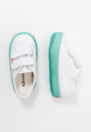 2750 - Sneakers basse - white blue/light crystal