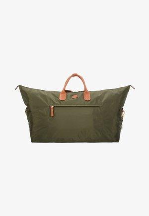 X-TRAVEL  - Weekend bag - olive green