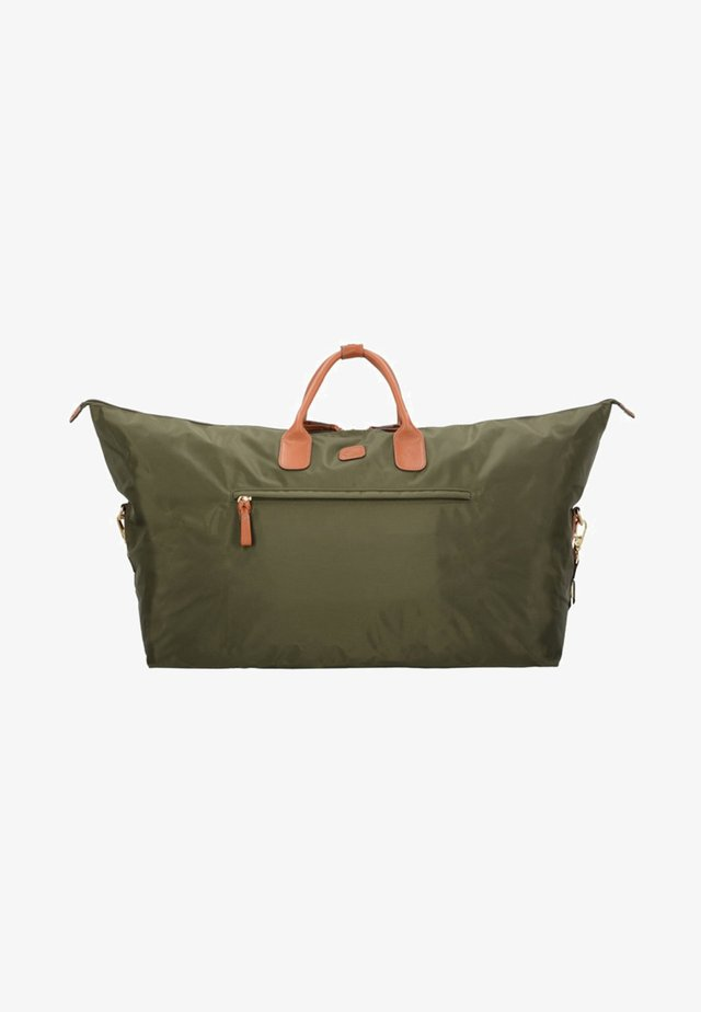 X-TRAVEL  - Weekendtas - olive green
