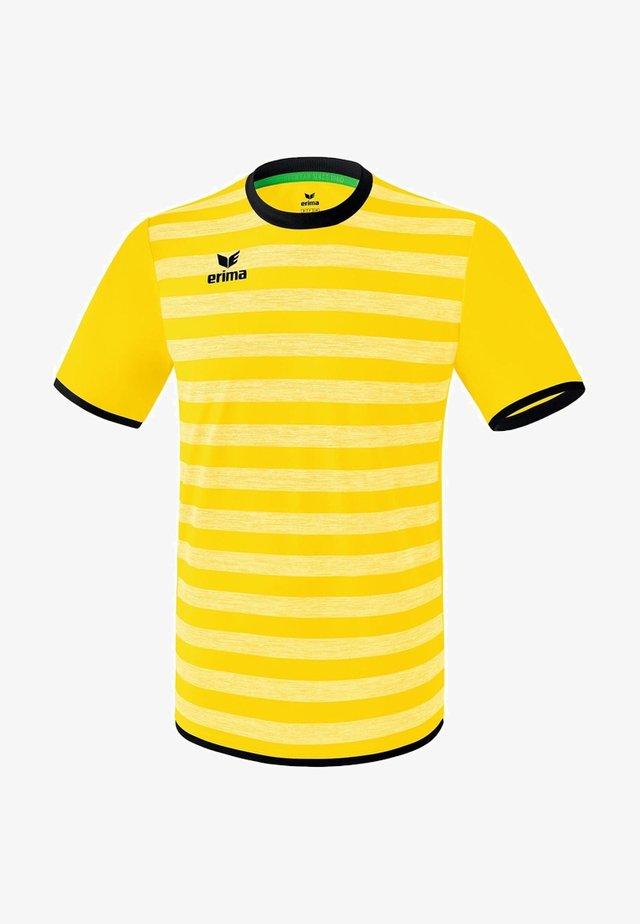 BARCELONA TRIKOT - Sports shirt - yellow/black