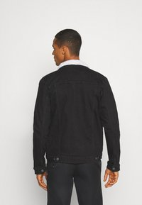 Denim Project - KASH JACKET - Cowboyjakker - black - 2