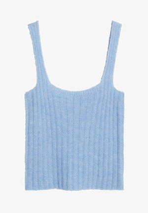 PARTON - Toppe - hemelsblauw