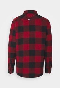 Tommy Jeans - UNISEX - Light jacket - wine red/black - 1