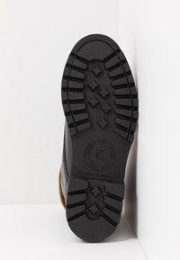 Panama Jack - PANAMA IGLOO BROOKLYN - Lace-up ankle boots - black - 6