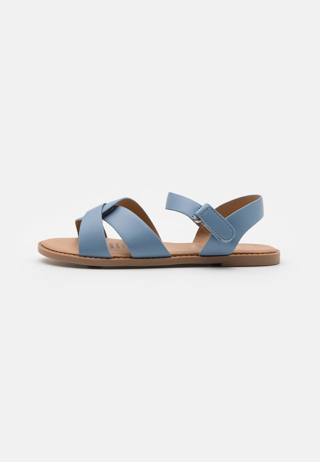 FISHERMAN WEAVE  - Sandalen - dusty blue