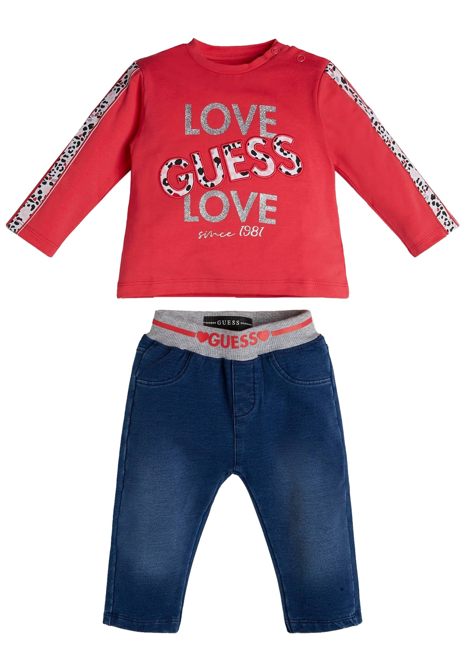 Kinder SET  - Jeans Straight Leg