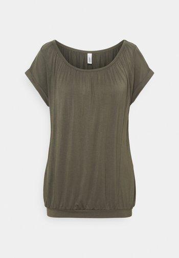SC-MARICA 4 - Basic T-shirt - dark army