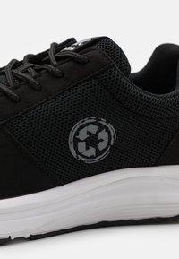 NAE Vegan Shoes - JORDAN VEGAN  - Sneakersy niskie - black - 5