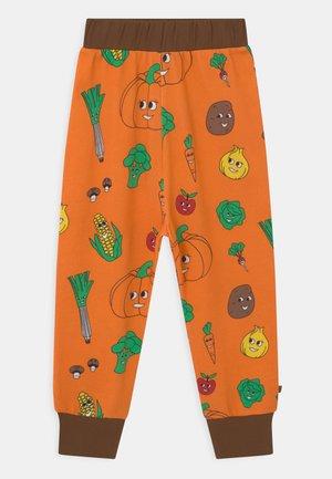 VEGETABLE UNISEX - Pantaloni - orange