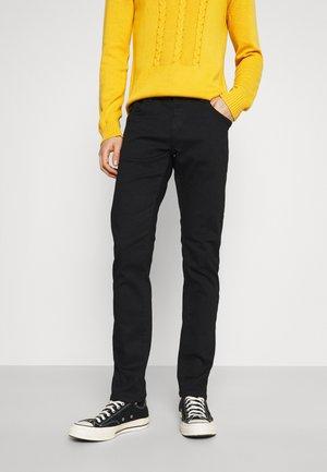 JOSHUA - Slim fit jeans - black
