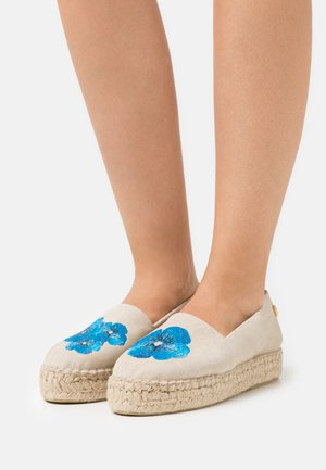 SUMMER - Espadrilles - fan cream