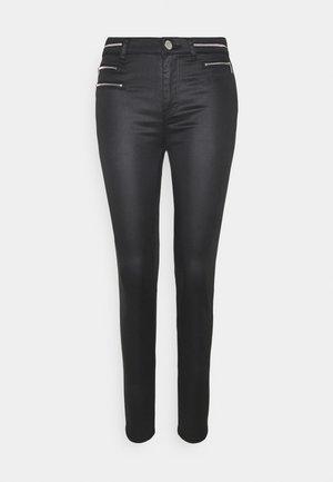 PBIKE - Jeans Skinny Fit - noir
