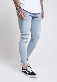 SIKSILK - Skinny džíny - light blue - 2
