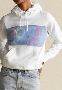 Polo Ralph Lauren - SEASONAL - Sweatshirt - white - 4