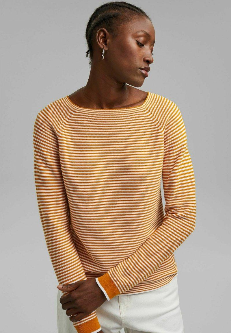 Esprit - Jumper - honey yellow