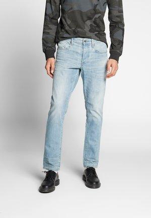Jeans Straight Leg - light-blue denim