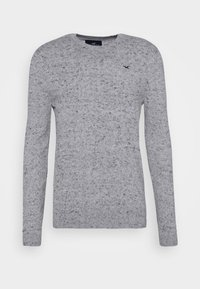 Hollister Co. - CORE CREW - Pullover - light grey - 4