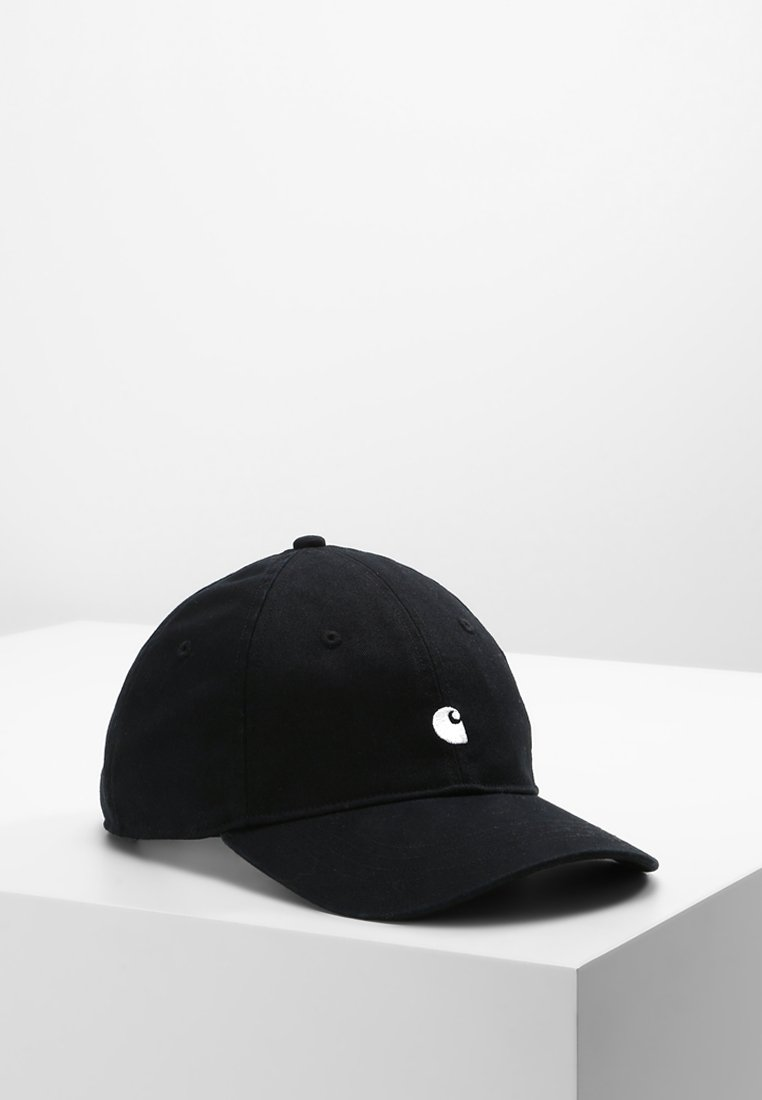 Carhartt WIP - MADISON LOGO UNISEX - Cap - black/white