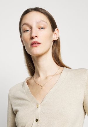 CARDED STIRRUP PENDANT - Necklace - gold-coloured