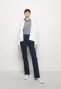 Polo Ralph Lauren - Print T-shirt - cruise navy/white - 1