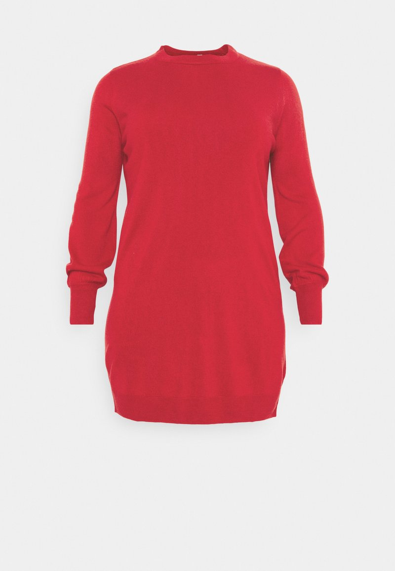 CAPSULE by Simply Be - LIKE DRESS - Jumper dress - red