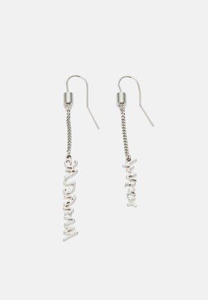 EARRINGS - Oorbellen - silver-coloured