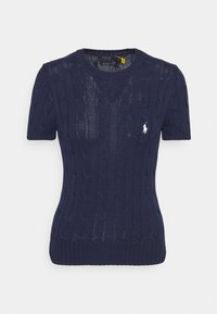 Polo Ralph Lauren - Basic T-shirt - hunter navy - 4