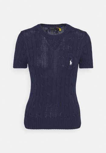 Basic T-shirt - hunter navy